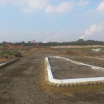 Baustellenbegehung am 30.09.2014